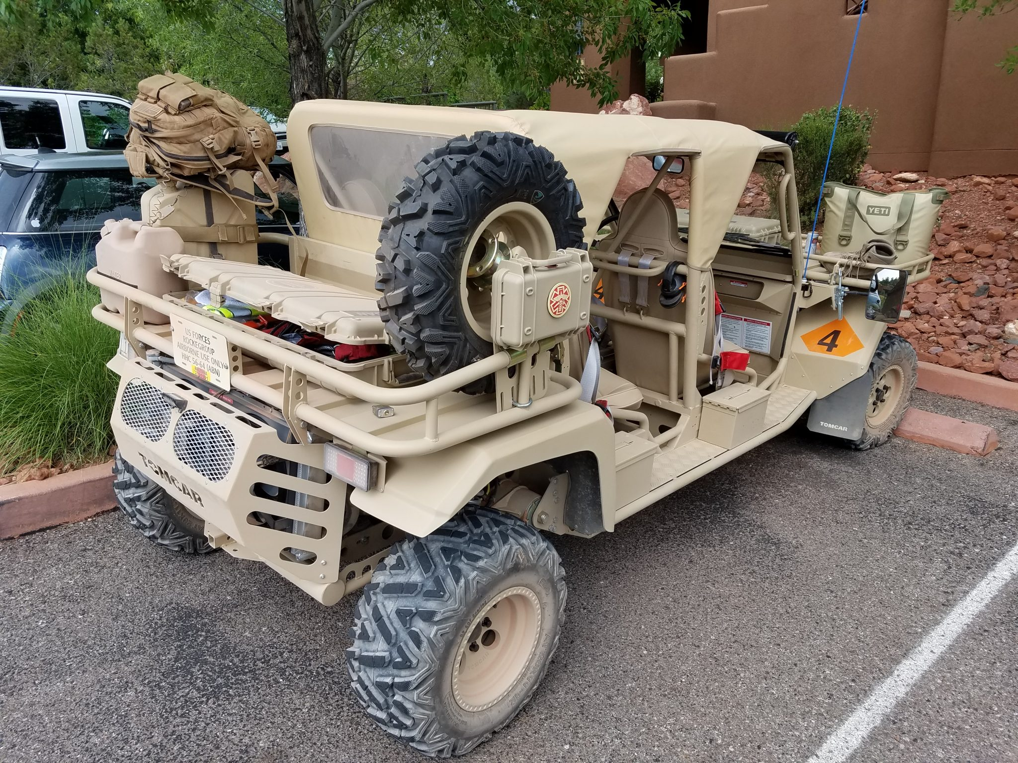 TOMCAR CUSTOM ROCKEGROUP BUILDS ABN LIMITED