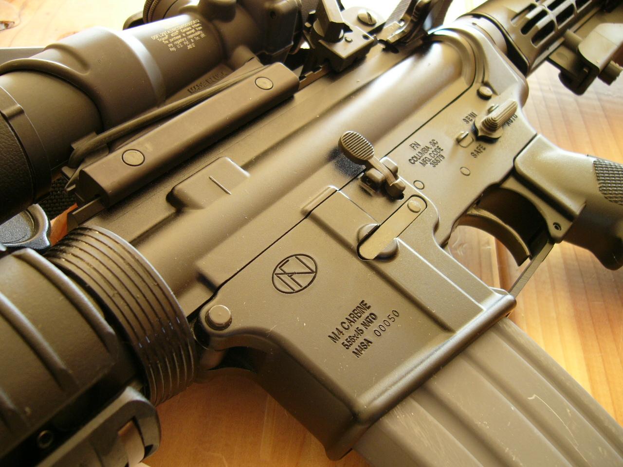 Us Army Issue M4 Deployment Pkg Civvie Legal Rocke Guns Airsoft Rifle Wiring Diagram