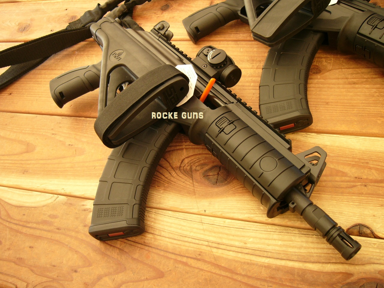 GALIL ACE PISTOL W/ FOLDING STOCK 5.56/.223 | Rocke Guns ...