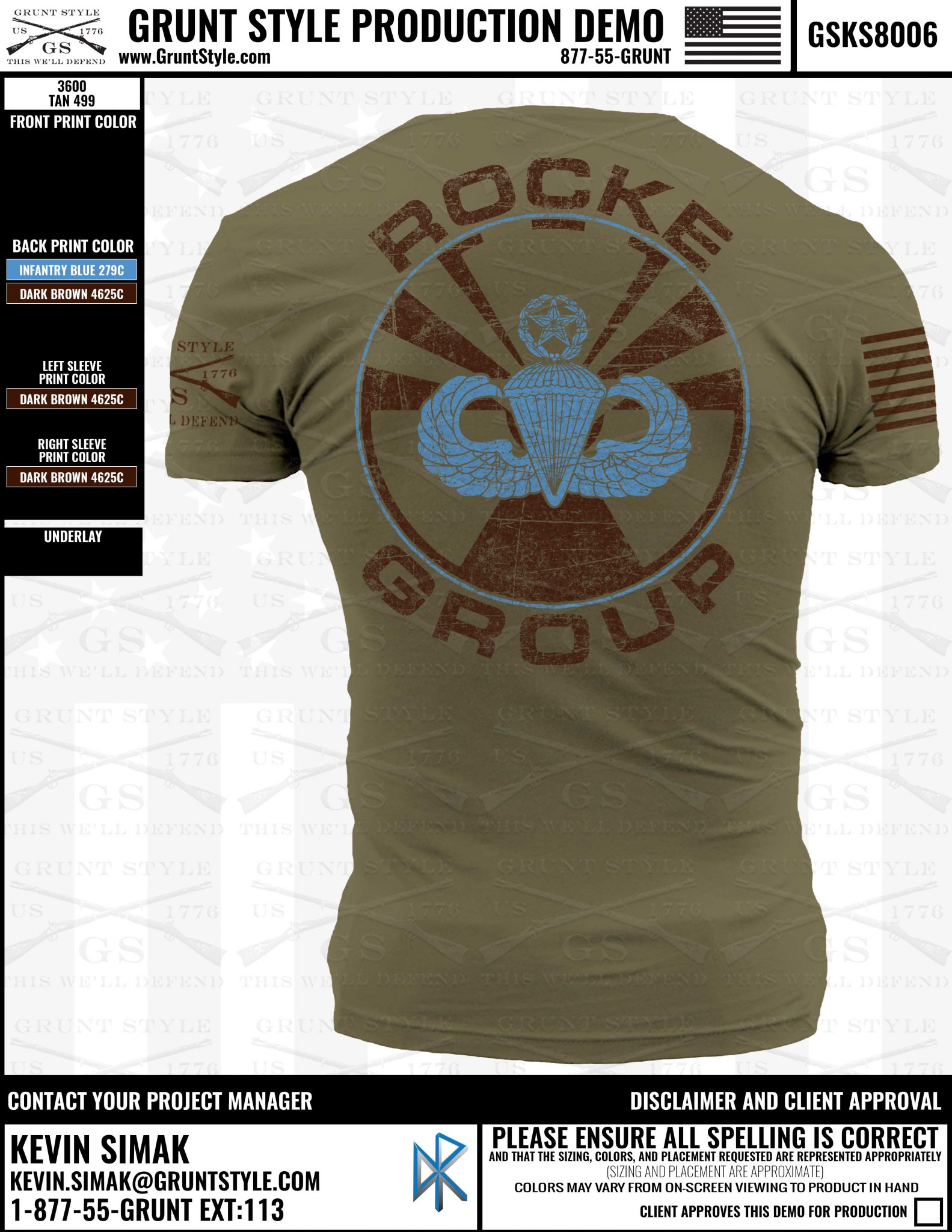 1d334cc5 Grunt Style Shirts For Sale   Toffee Art