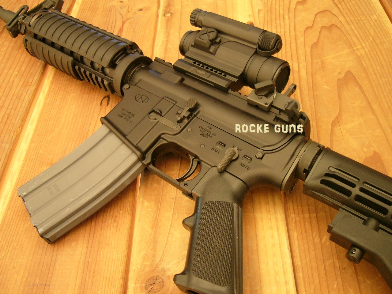 MILITARY ISSUE M4 CARBINE PACKAGE CIVILIAN LEGAL