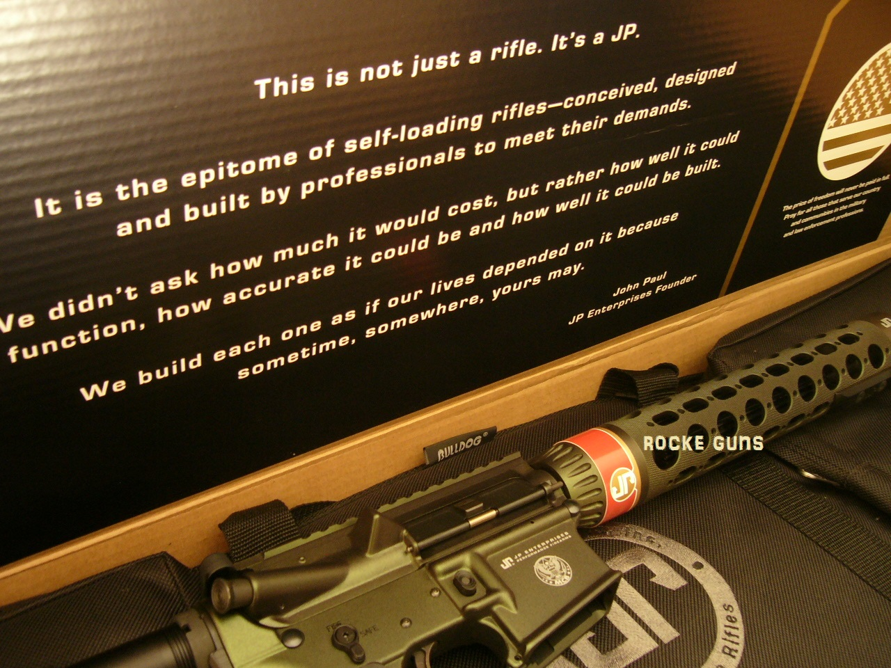 jp rifles custom chameleon build jp 15 223 5 56 match tac prac