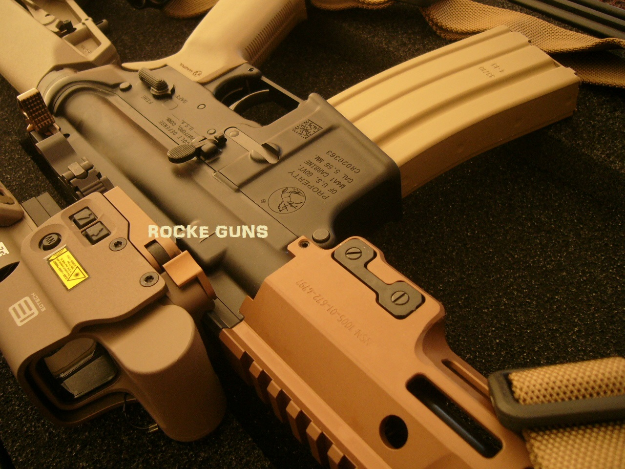 CURRENT ISSUE SOPMOD SOCOM RANGER M4 DEPLOYMENT PACKAGE CIVVIE LEGAL