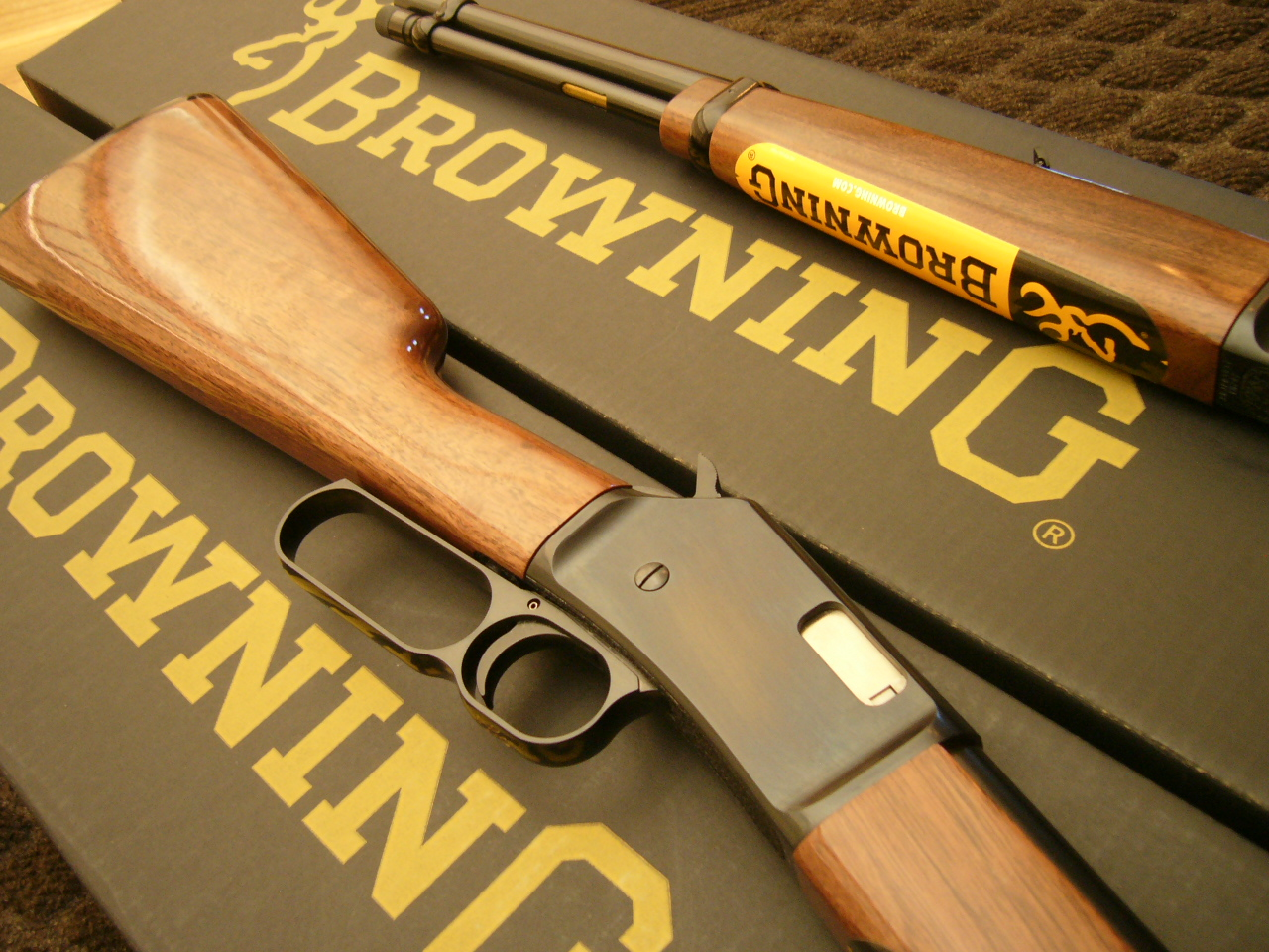 Browning BL-22 Hammer Release